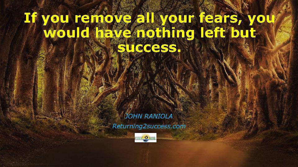 left success